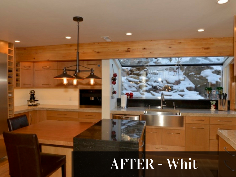 View Before After Photos Designer Kitchens Of Colorado Springs