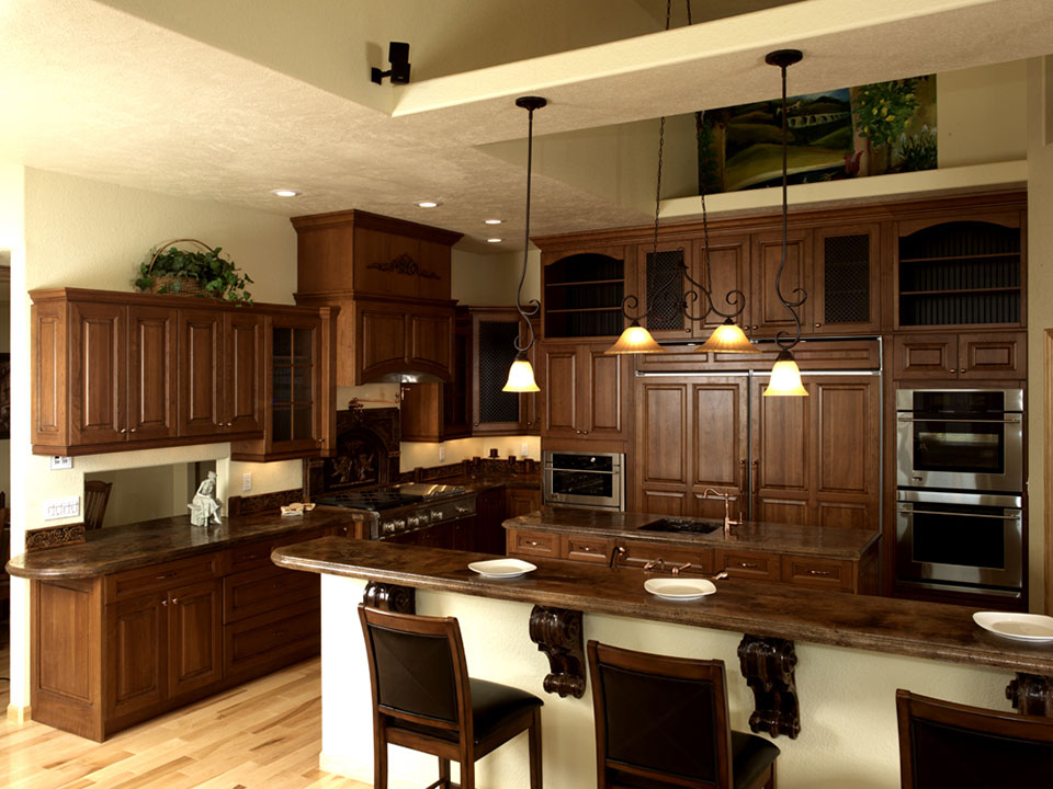 Photos to help inspire your colorado springs kitchen design for Kitchen design colorado springs
