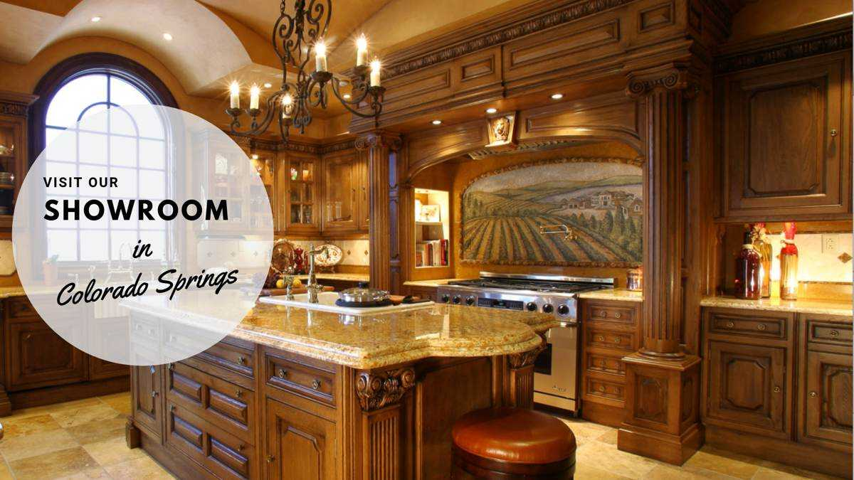 Kitchen Remodeling Colorado Springs Collection Colorado Springs Kitchen Design & Cabinets Custom Made To Fit Your .