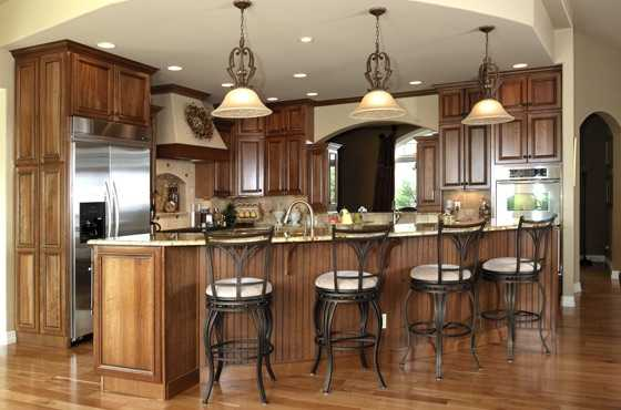 Colorado Kitchen Designer. Cabinet Design