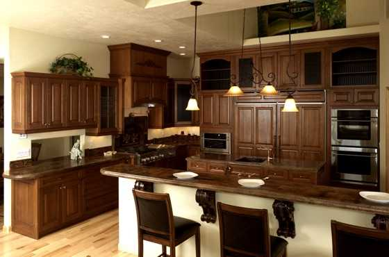 Colorado Kitchen Designer. Cabinet Gallery
