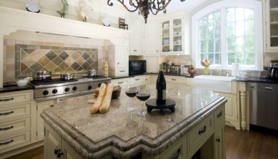 Kitchen for Entertaining - The Gas vs Electric Stove Debate
