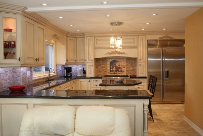 Custom Kitchen Designs that Inspire