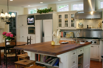 Designing a Kitchen for Entertaining